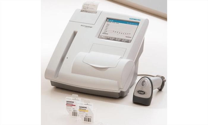 糖尿病血液検査